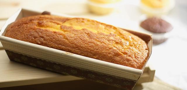 Κέικ αλμυρό με κασέρι
