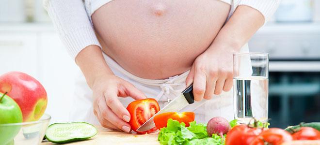 Ο δεκάλογος της διατροφής στην εγκυμοσύνη
