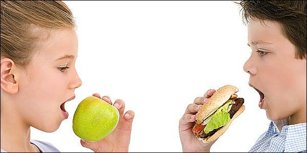 Ισορροπημένη  και σωστή διατροφή στο σχολείο