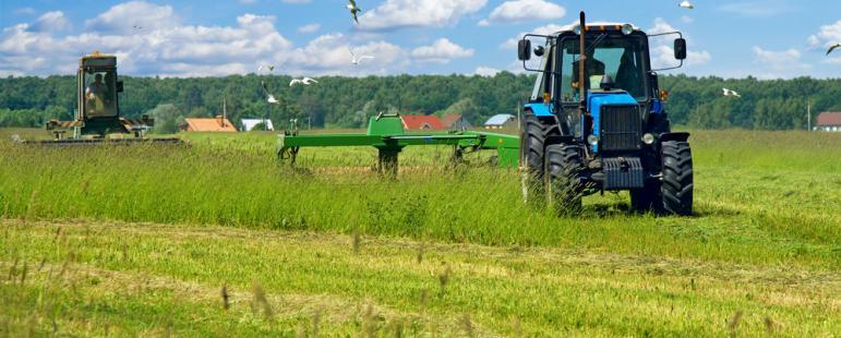 Η βιολογική γεωργία στην Ελλάδα