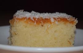 Γλυκό με ινδική καρύδα