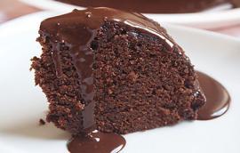 Σοκολατένιες Πουτίγκες με Σως Σοκολάτας