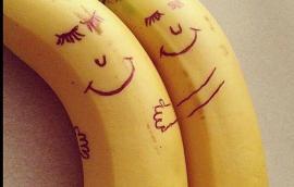 Μια μπανάνα την ημέρα...!!