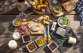 Τα οφέλη της ελληνικής κουζίνας