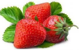 Βιολογικές φράουλες