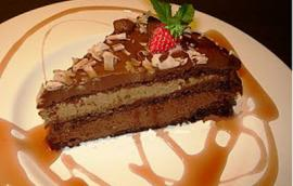Πλούσια τούρτα μόκα