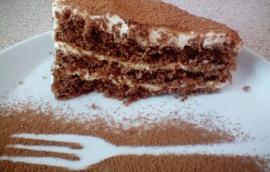 Εύκολη τούρτα τιραμισού