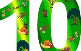 Δέκα λόγοι υπέρ των βιολογικών προϊόντων