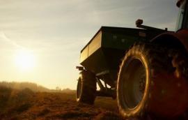 Στις  γεωργικές εκμεταλλεύσεις