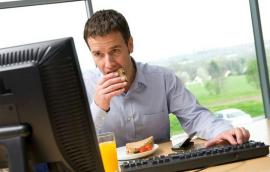 Ισορροπημένη και σωστή διατροφή στη δουλειά