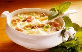 Σούπες ελληνικής κουζίνας