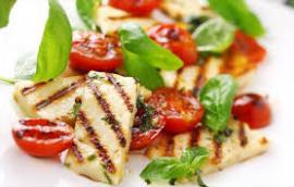 Σαλάτες κυπριακής κουζίνας